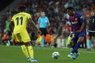 LaLiga Santander J6 Barcelona-Villarreal