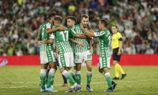 LaLiga Santander J6 Betis-Levante