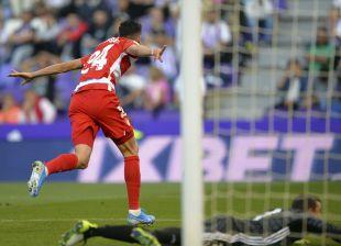 LaLiga Santander J6 Valladolid-Granada