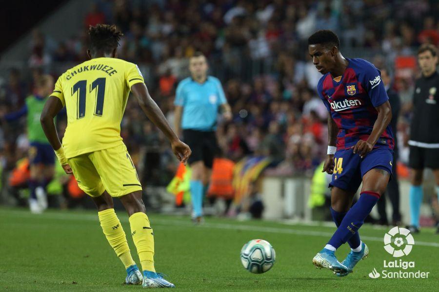 صور مباراة : برشلونة - فياريال 2-1 ( 24-09-2019 )  16a0afb9974699223077aa05e2b8a871