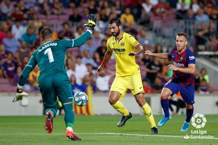 صور مباراة : برشلونة - فياريال 2-1 ( 24-09-2019 )  1e2d4180264276ef441f59052787ec11