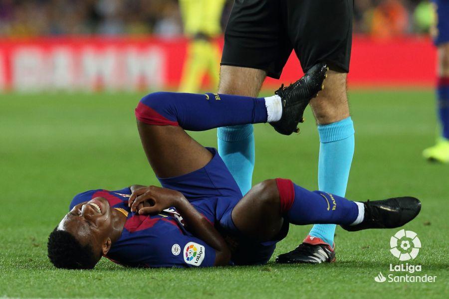 صور مباراة : برشلونة - فياريال 2-1 ( 24-09-2019 )  28181f663db96c9a289ff3d640b53b27