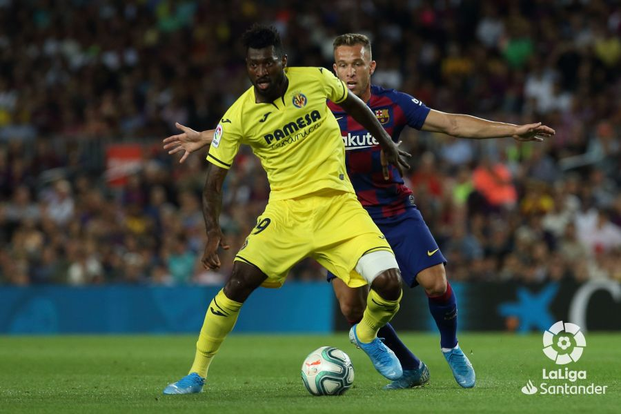 صور مباراة : برشلونة - فياريال 2-1 ( 24-09-2019 )  2850c956aa7a2f56794e58c895e061eb