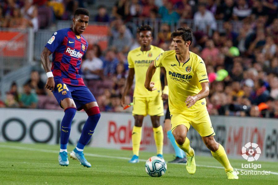 صور مباراة : برشلونة - فياريال 2-1 ( 24-09-2019 )  396f29484b24277e3c8497e7a600fd41
