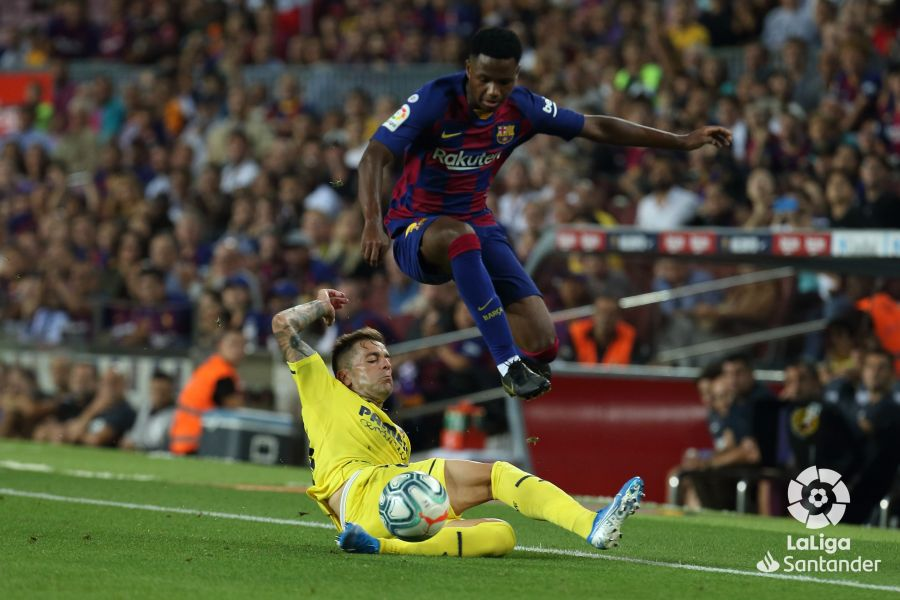 صور مباراة : برشلونة - فياريال 2-1 ( 24-09-2019 )  6c114bd3effad191e763cd8fb50c489c