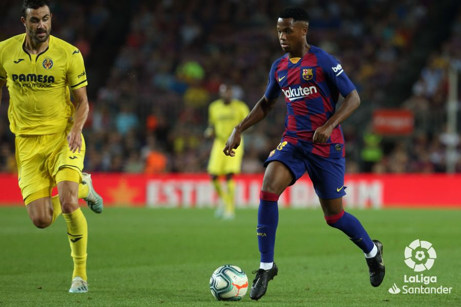 صور مباراة : برشلونة - فياريال 2-1 ( 24-09-2019 )  86132c75e9763a56391b22a165aa096b