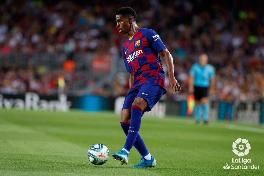صور مباراة : برشلونة - فياريال 2-1 ( 24-09-2019 )  Da92cd8d00956a6d2720a16c861b563f