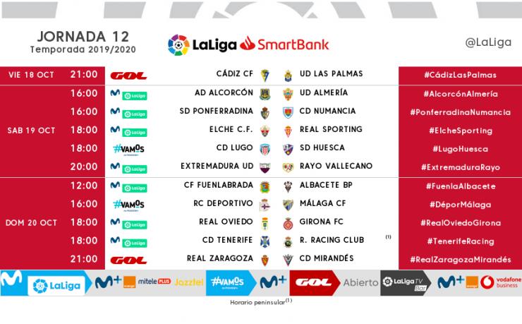 As Calendario Liga 123.Competicion Laliga Smartbank Liga De Futbol Profesional
