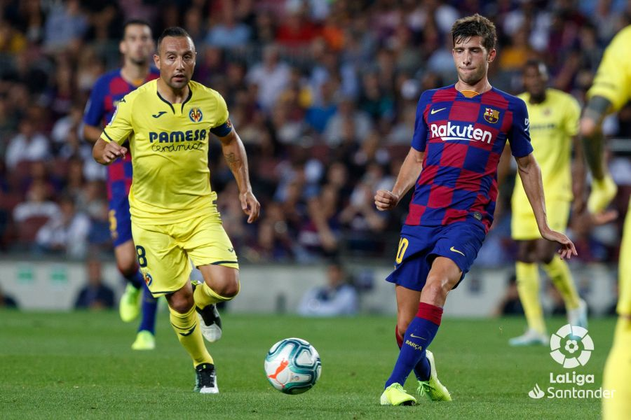 صور مباراة : برشلونة - فياريال 2-1 ( 24-09-2019 )  457f2d4c934a286ddcc8ae2cb126750b