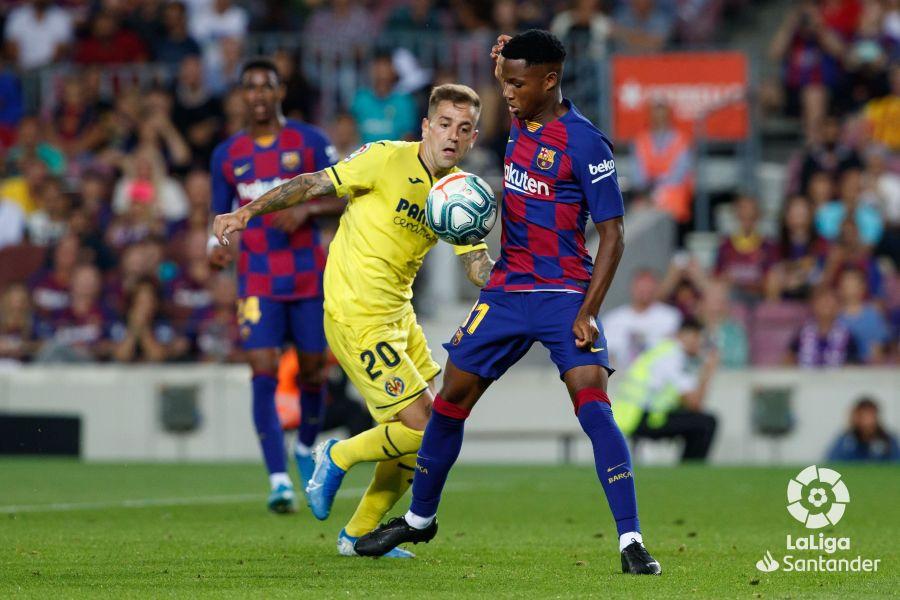 صور مباراة : برشلونة - فياريال 2-1 ( 24-09-2019 )  C212113ab7c2a1c92e9d14cfce0488ce