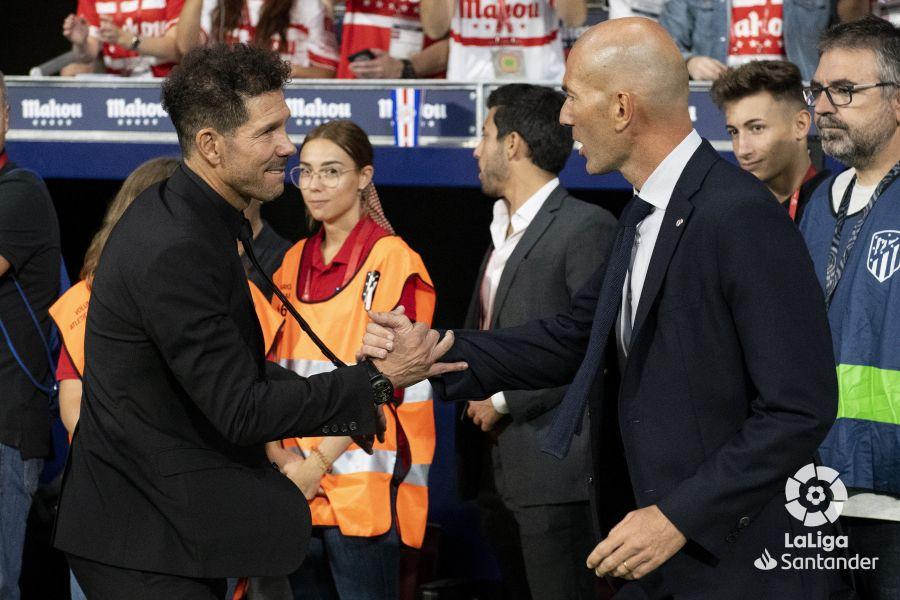 Примера. 7-й тур. Атлетико - Реал 0:0. Сглаженные углы дерби - изображение 1