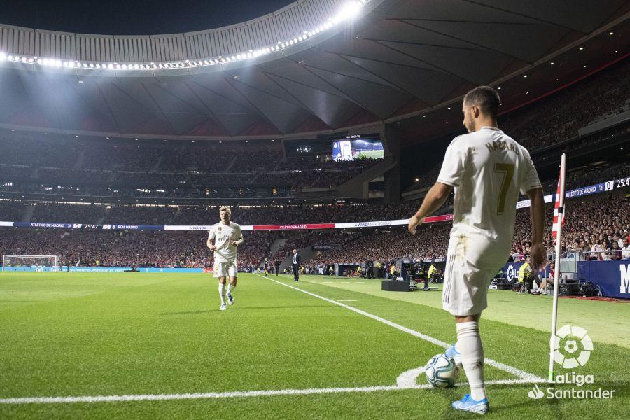 Примера. 7-й тур. Атлетико - Реал 0:0. Сглаженные углы дерби - изображение 2