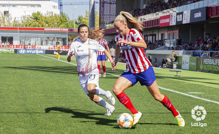 despeje Moda zapatillas de skate Competición Primera División Femenina | Liga de Fútbol ...