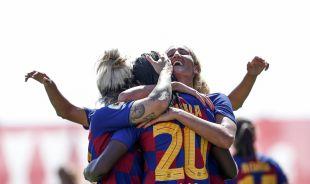 LigaFemenina-J4- Sevilla FC / FC Barcelona