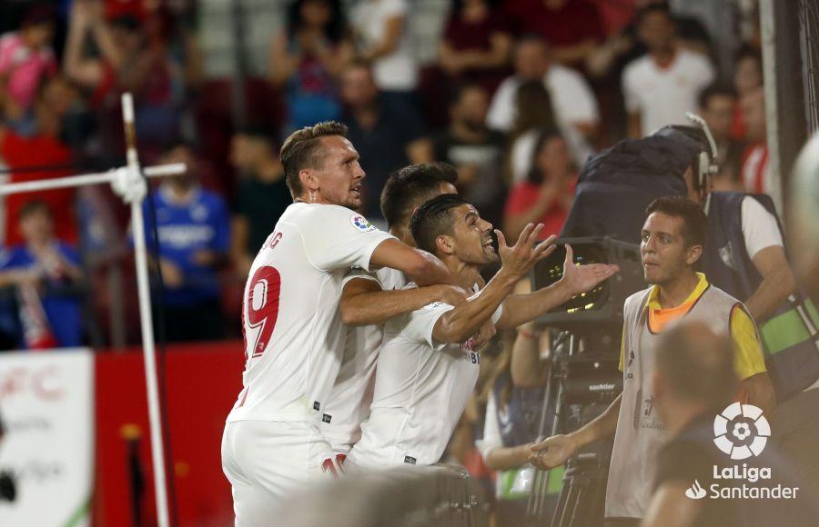 Примера. 7-й тур. Хорди Масип отыграл безупречно, Лукас Перес забил первый гол в сезоне, Севилья проснулась - изображение 5