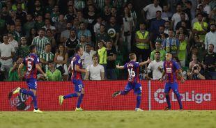 Santander-J 8 - Real Betis / SD Eibar