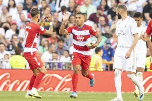 J8 - R. Madrid - Granada CF