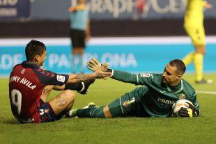 J8 - CA Osasuna - Villarreal CF