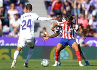 Santander-J8 - R. Valladolid CF / Atlético de Madrid
