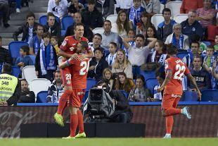 Santander-J8 - Real Sociedad / Getafe CF