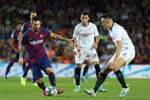 Santander-J8 - FC Barcelona / Sevilla FC