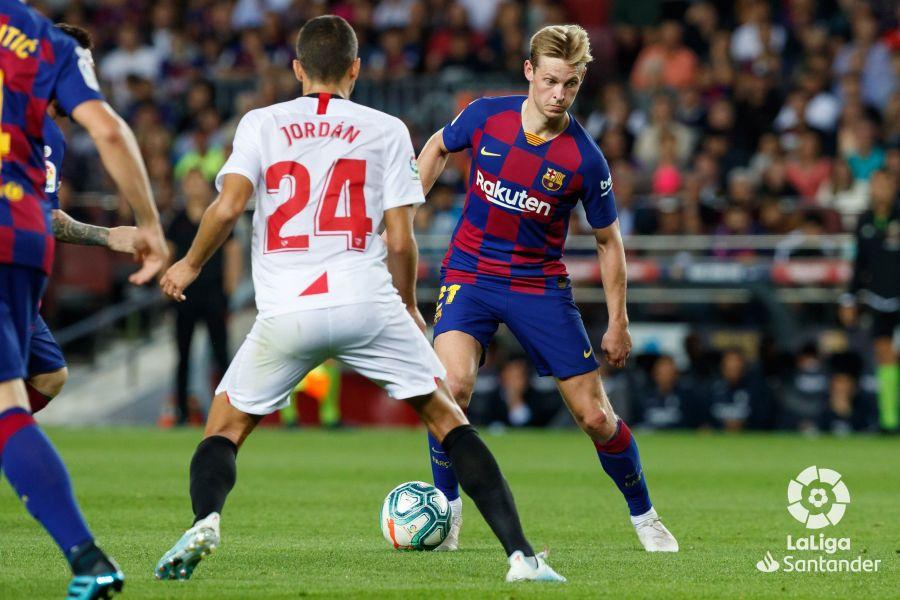 صور مباراة : برشلونة - إشبيلية 4-0 ( 06-10-2019 )  0364d07fcd56012e0f634975ebb18a44