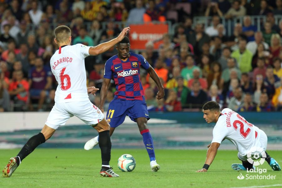 صور مباراة : برشلونة - إشبيلية 4-0 ( 06-10-2019 )  0ad13e58ea65c0b4c81236fe1bf971d5