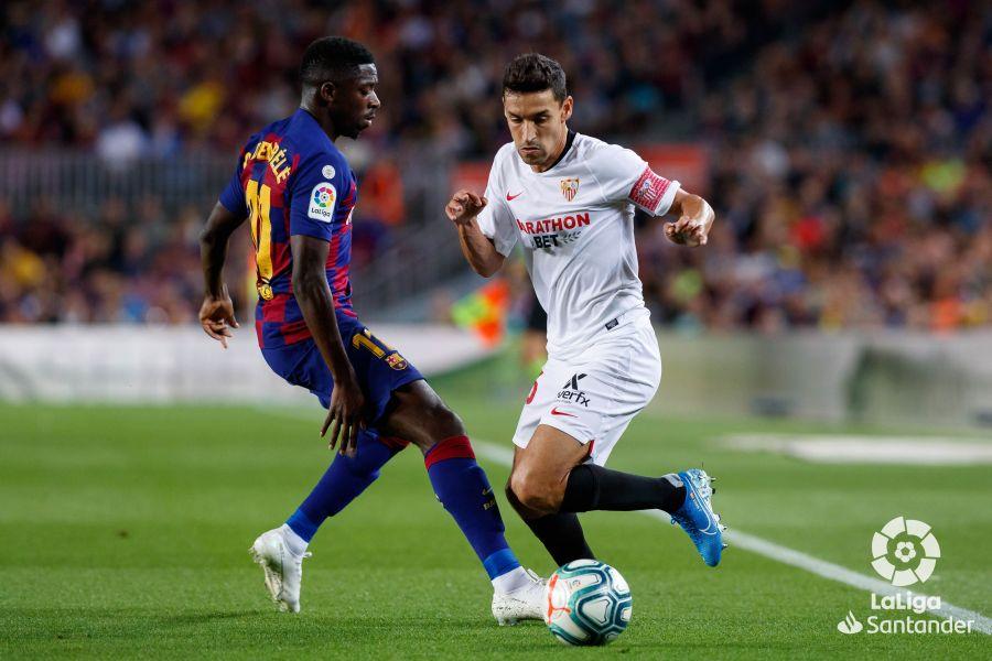 صور مباراة : برشلونة - إشبيلية 4-0 ( 06-10-2019 )  2ecea7a5d0a53d1748bd821120f3d054