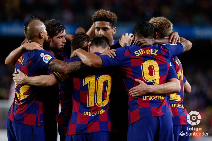 صور مباراة : برشلونة - إشبيلية 4-0 ( 06-10-2019 )  31d24339e23c6887f9adb32e5f87bf1a