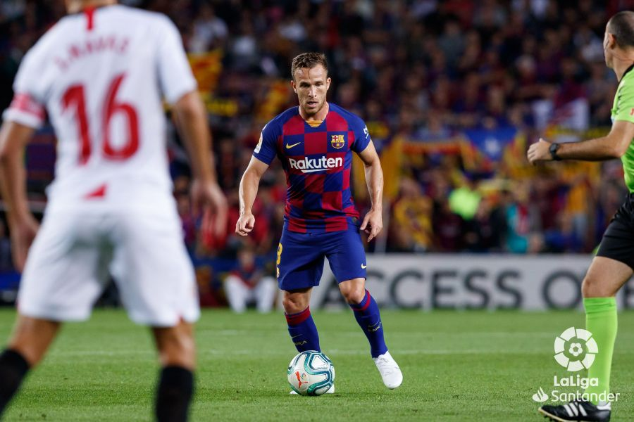 صور مباراة : برشلونة - إشبيلية 4-0 ( 06-10-2019 )  44988620211498e20a2959d35a05fd5f