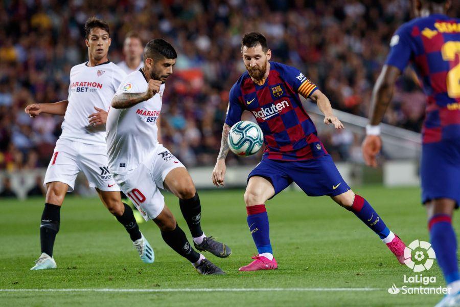 صور مباراة : برشلونة - إشبيلية 4-0 ( 06-10-2019 )  5ea1182f7bb33451c7cd5f54ed1f6dd6