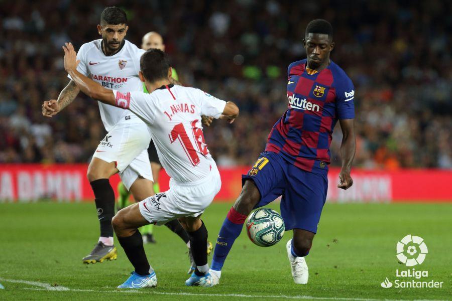 صور مباراة : برشلونة - إشبيلية 4-0 ( 06-10-2019 )  5fb3a8afe67bb41eaf4c64838e6f18a7