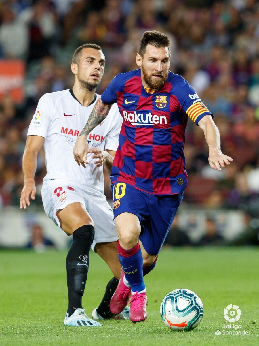 صور مباراة : برشلونة - إشبيلية 4-0 ( 06-10-2019 )  664a40c2a982daf22008888a37447392