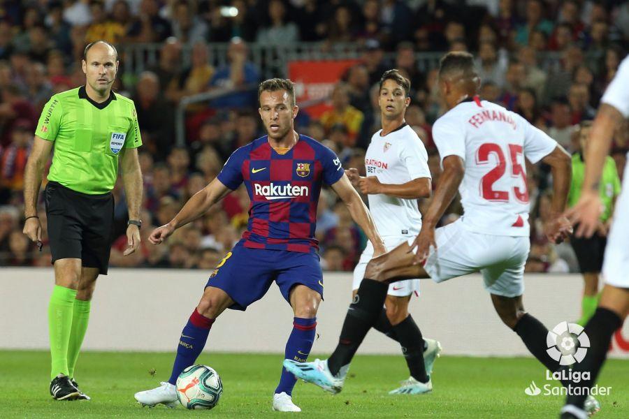 صور مباراة : برشلونة - إشبيلية 4-0 ( 06-10-2019 )  68b19bef3a9664b6eccb9a1a8df66f86