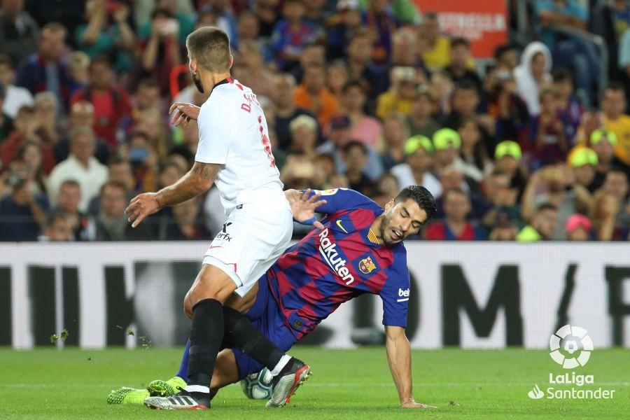 صور مباراة : برشلونة - إشبيلية 4-0 ( 06-10-2019 )  6beae9a955f25fedfcd261c90ba969ec