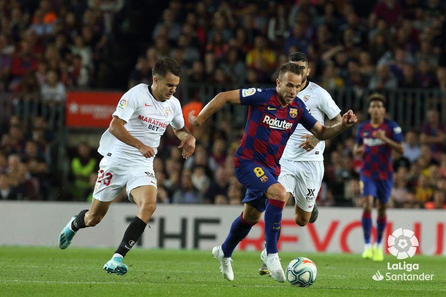 صور مباراة : برشلونة - إشبيلية 4-0 ( 06-10-2019 )  6e93abcd9a7ab701649c2adca413cad7