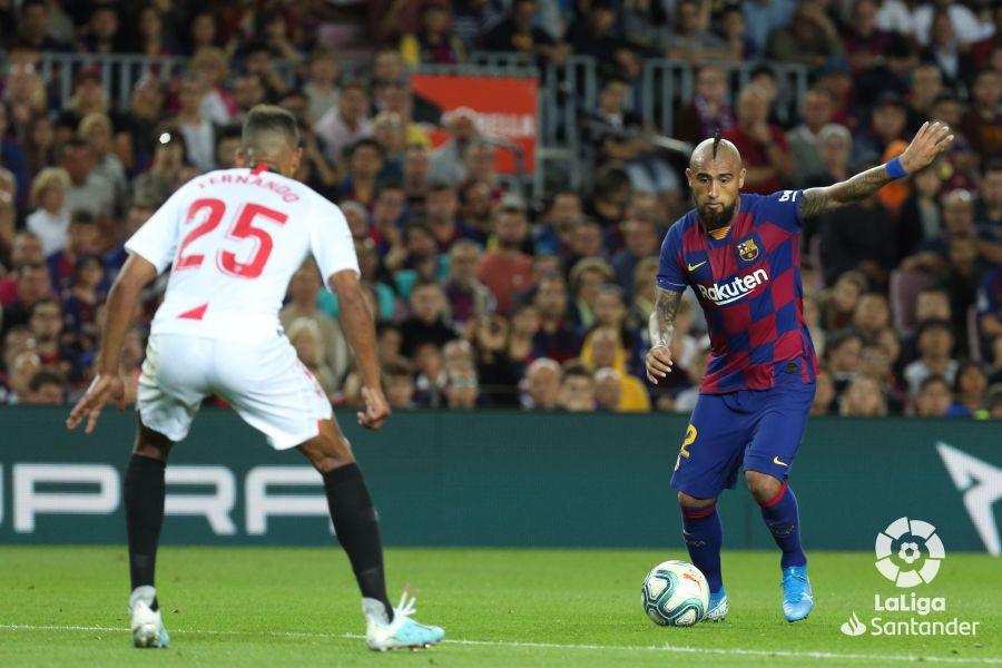 صور مباراة : برشلونة - إشبيلية 4-0 ( 06-10-2019 )  818bd1302cc660df64163df2c725864d
