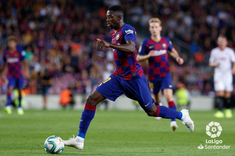 صور مباراة : برشلونة - إشبيلية 4-0 ( 06-10-2019 )  88de1adef554022262cea8ea32373b4a