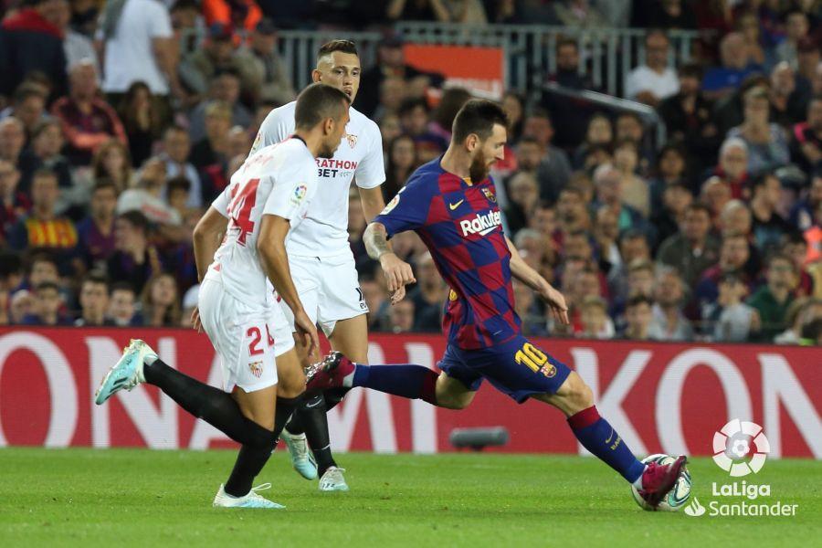 صور مباراة : برشلونة - إشبيلية 4-0 ( 06-10-2019 )  8c99c9a7188cac2569acca00328cd516