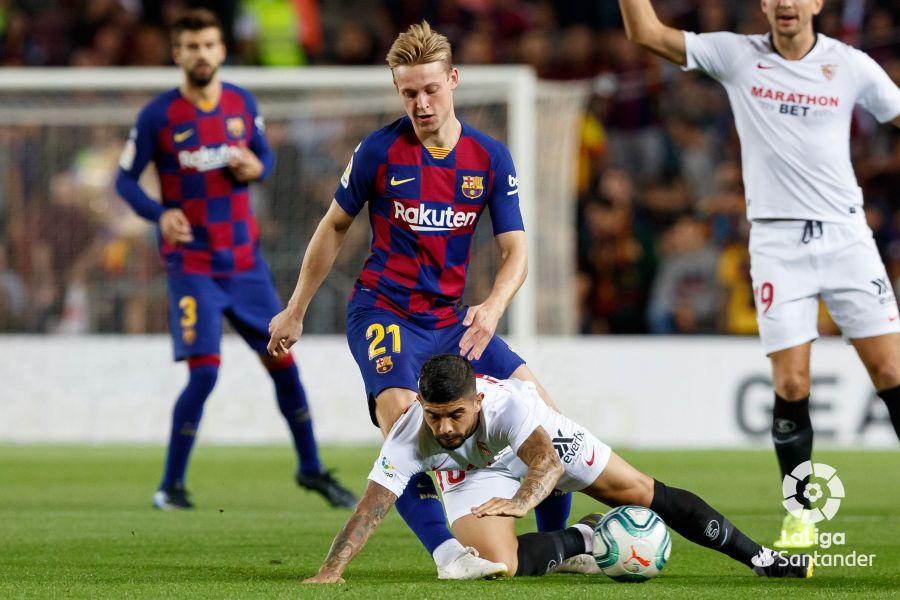 Примера. 8-й тур. Барселона - Севилья 4:0. Скрытые резервы Вальверде - изображение 1
