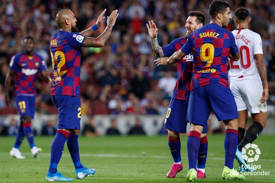 Примера. 8-й тур. Барселона - Севилья 4:0. Скрытые резервы Вальверде - изображение 3