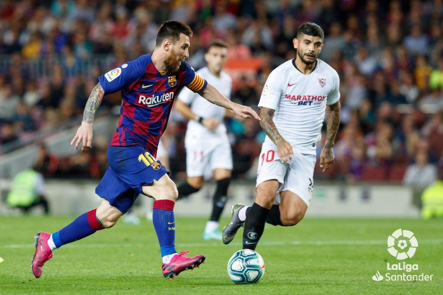 صور مباراة : برشلونة - إشبيلية 4-0 ( 06-10-2019 )  D558b0ba83906a4f644c71476f5ec01c