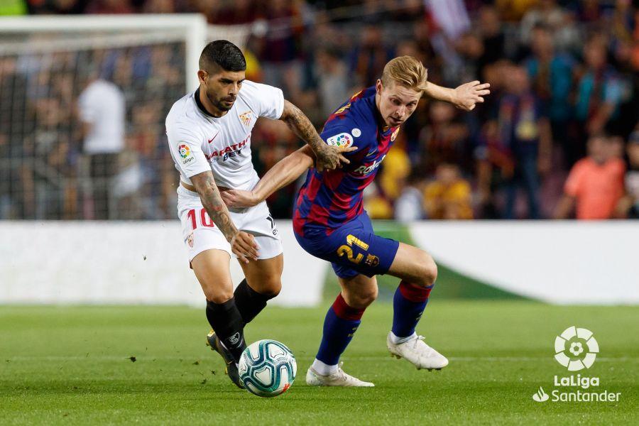 صور مباراة : برشلونة - إشبيلية 4-0 ( 06-10-2019 )  Ed0df3118f43b98d818c74723c271f73
