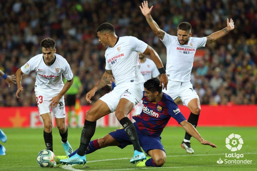 صور مباراة : برشلونة - إشبيلية 4-0 ( 06-10-2019 )  Fffe652fa3011845fceefa2a1a1de72b
