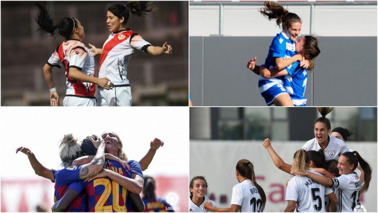 precio al por mayor gran venta 2019 original Competición Primera División Femenina   Liga de Fútbol ...