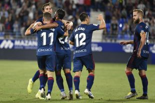 SmartBank-J11 - SD Huesca / R. Racing Club