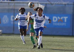 LigaFemenina-J6- UD Granadilla Tenerife Egatesa / Real Sociedad
