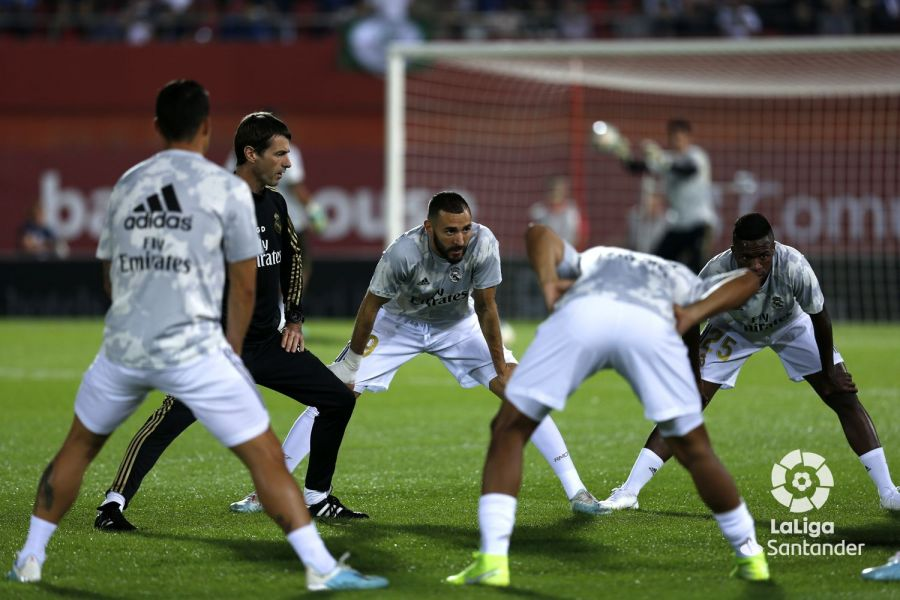 Примера. 9-й тур. Мальорка - Реал 1:0. Загнанные под пальму - изображение 3