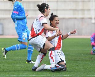 Primera División Femenina - J6 - RVM-VCF