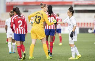 Primera División Femenina - J6 - ATM-MAD